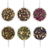 Floral & Fruit Green Tea Sampler Pack