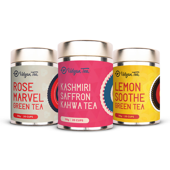 Green Tea Combo Pack
