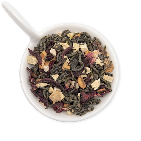 Hibiscus Spice Green Tea