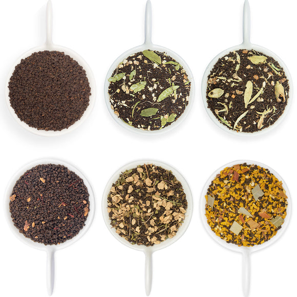 Indian Chai Tea Sampler Pack