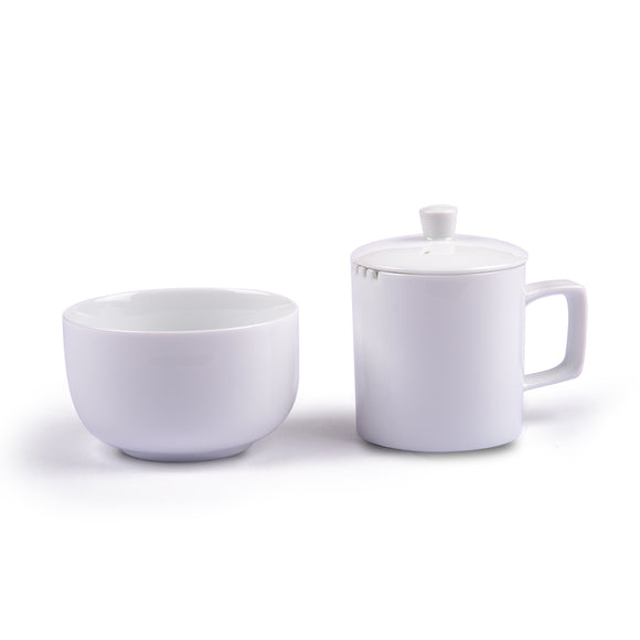 Ivory Tea Cupping Set Online