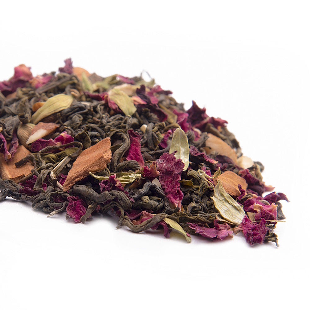 Kashmiri Kahwa Green Tea - Loose Leaf