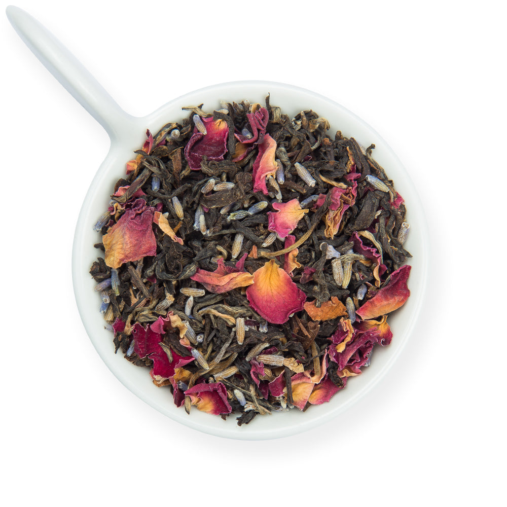 Lavender Bloom Black Tea Online