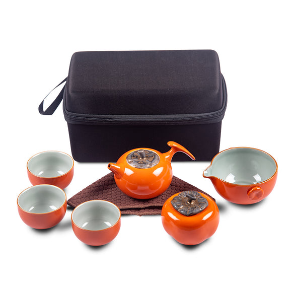 Mandarin Ceramic Tea Set Online