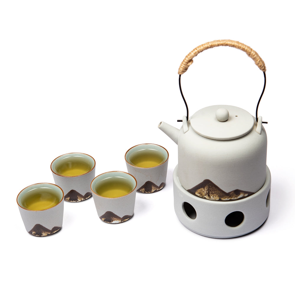 Pinnacle Tea Set
