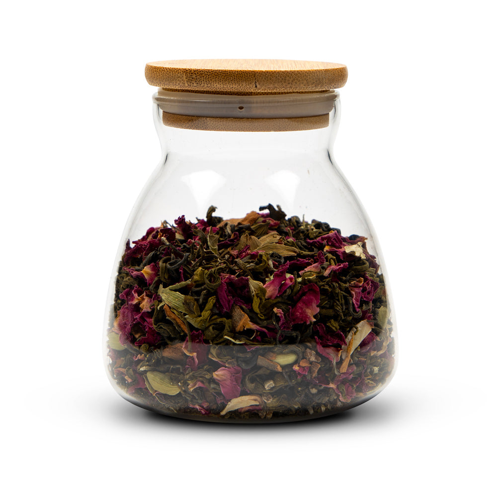 Regal Tea Storage Jar (Small)