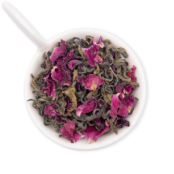Rose Marvel Green Tea