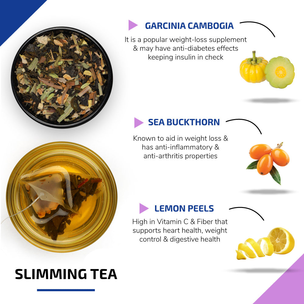 Slimming Tea Bags