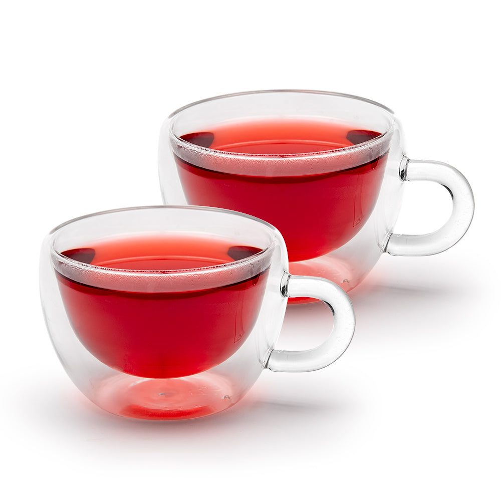 Stellar Double-Wall Tea Cup (Set of 2)
