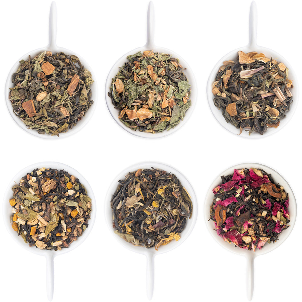 Wellness Tea Sampler Pack