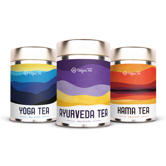 Wholistic Wellness Tea Pack