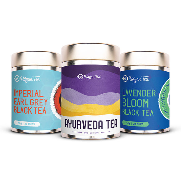 Winter Black Tea Combo Pack