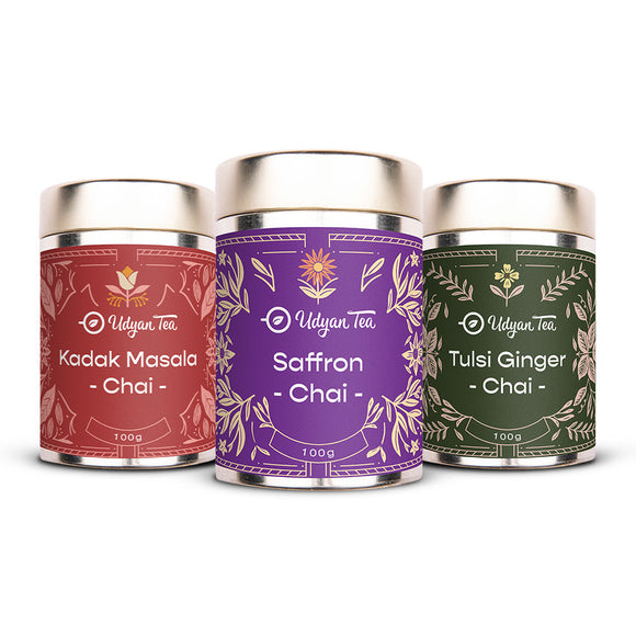 Winter Chai Tea Combo Pack