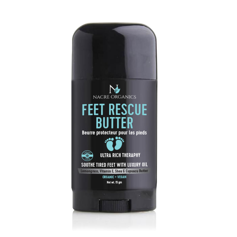 FOOT RESCUE BUTTER - NACRE ORGANICS