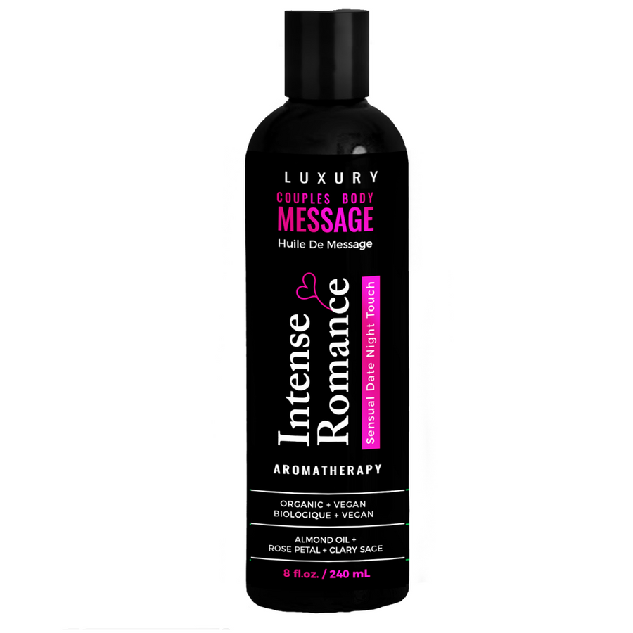 Couples Massage Oil - NACRE ORGANICS