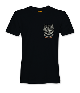 One-Eyed Jack's - Front Logo T-Shirt