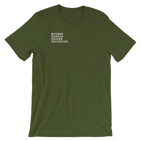 Rebel Tradition II T-Shirt (2 COLOR OPTIONS)