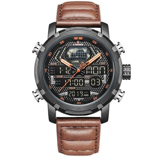 Naviforce Global® orologio - Naviforce Italia