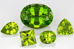 Peridot | August's Birthstone