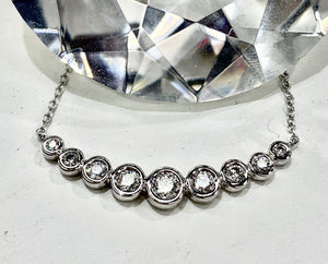 Multiple Diamond Necklace