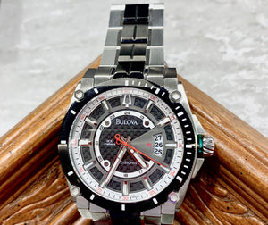 Men's Bulova Precisionist Watch