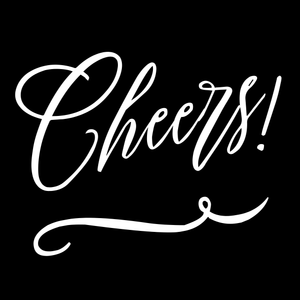 rent cheers party banner