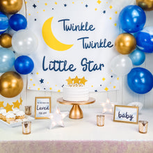 Load image into Gallery viewer, rent baby shower twinkle twinkle little star decoration