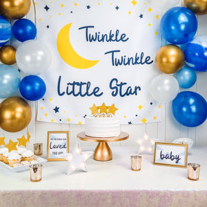 rent baby shower twinkle twinkle little star decoration