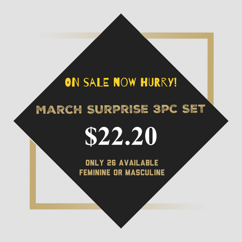 March Surprise 3pc Set