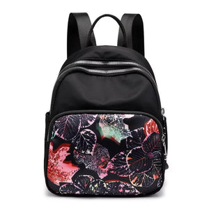 New Female Fashion Waterproof Large Capacity Cloth Backpack