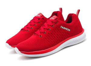2019 New Knitted Breathable Casual Shoes