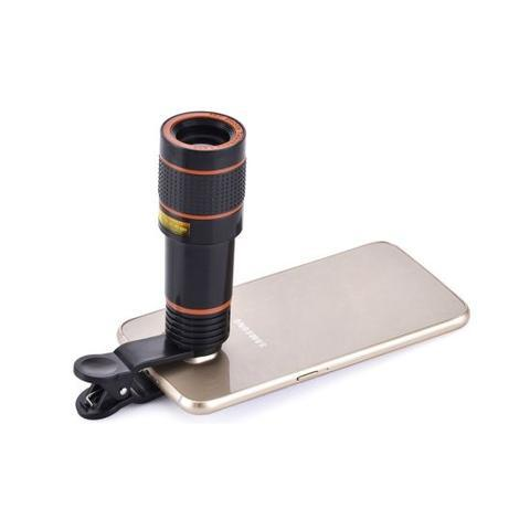 Authentic Telephoto Lens