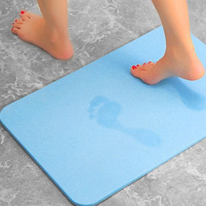 Quick-Drying Absorbent Bath Mat