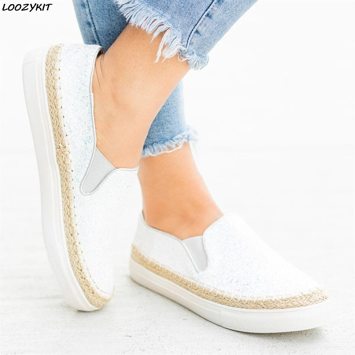 2019 Women's Shoes  New Casual  Fisherman Shoes