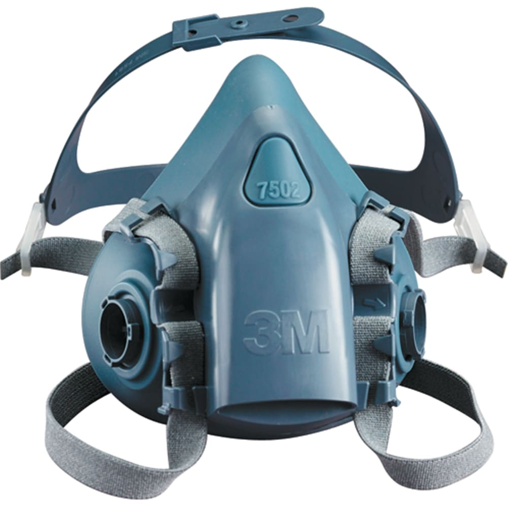 3M Reusable Respirator Half Face Filter