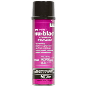 Cleaner  for electric  heater  or  AC  unit,  allowing  less HVAC or Furnace repair and better air condition