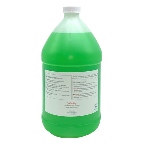 Air Pure Shop's Powerful HVAC No Rinse Coil Cleaner 1 Gallon - coil cleaners