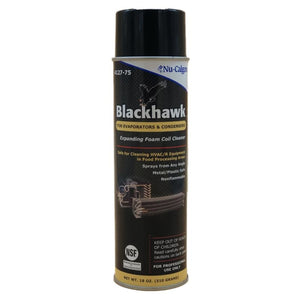 Nu-Calgon 4127-75 Blackhawk expanding foam coil cleaner for evaporators and condensers - coil cleaners