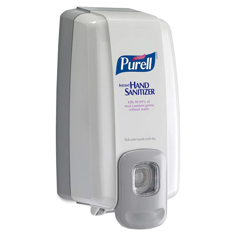 Image of PURELL 2156D1 NXT Space Saver Hand Sanitizer Dispenser & Two 1000ml Refills - Health & Safety