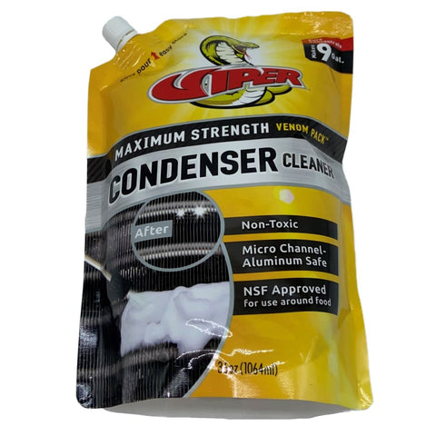 Refrigeration Technologies Maximum Strength Condenser Cleaner - coil cleaners