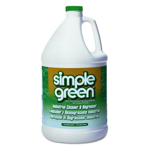Simple Green 13005CT Industrial Cleaner and Degreaser Concentrated 1 Gal Bottle - Household