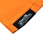 State of Grace Logo Tee - Orange