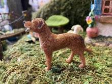 Load image into Gallery viewer, Fairy Garden Dog Ready to Play Fetch | MG49