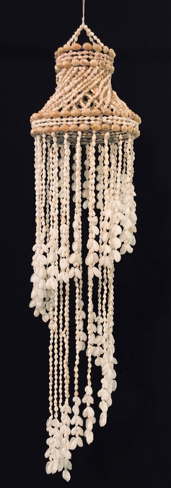 Sea Shell Hanging Wind Chime - 48 inches