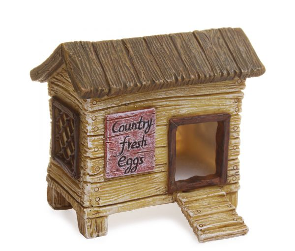 Fairy Garden Chicken coop-MG202