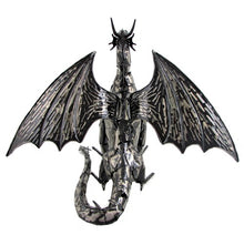 "Load image into Gallery viewer, ""Heraclius"" 2' metal filagree dragon"