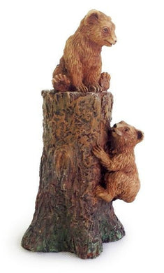 Fairy Garden Bear and Cub