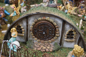 Fairy Garden Hobbit House