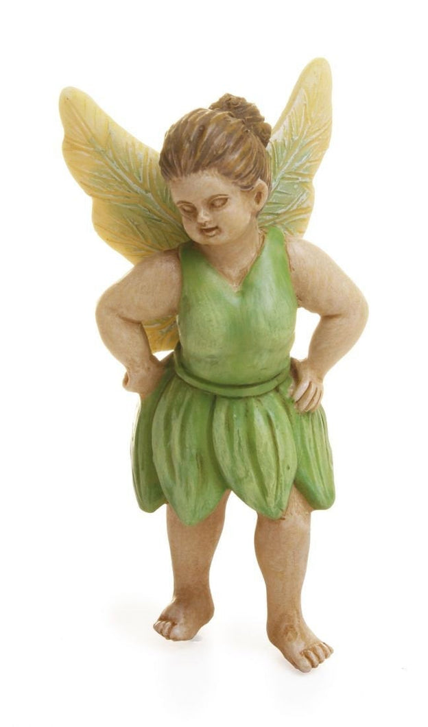 Fairy Garden Fairy |  Sassy fairy | Fairy Miniature Fairy Garden Supply | accessories | full figured fairy | She's taking NO sass today