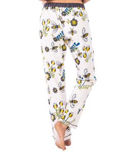Queen Bee Women's Regular Fit PJ Pant | Comfy